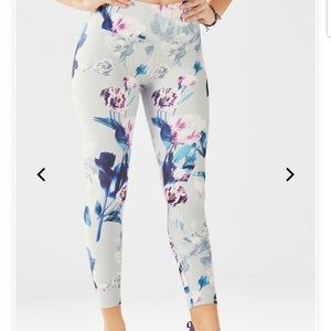 Fabletics High-waisted Printed Power hold 7/8